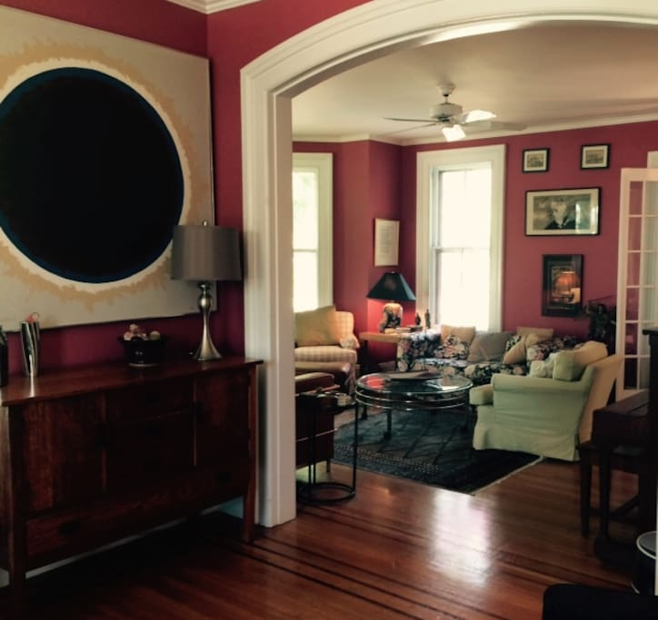 front rooms