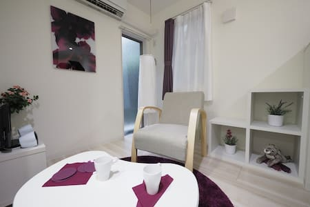 3min to Roppongi New Room + Mobile&High Speed WiFi - Apartment