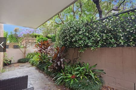 Groundfloor apartment - Lane Cove - Wohnung