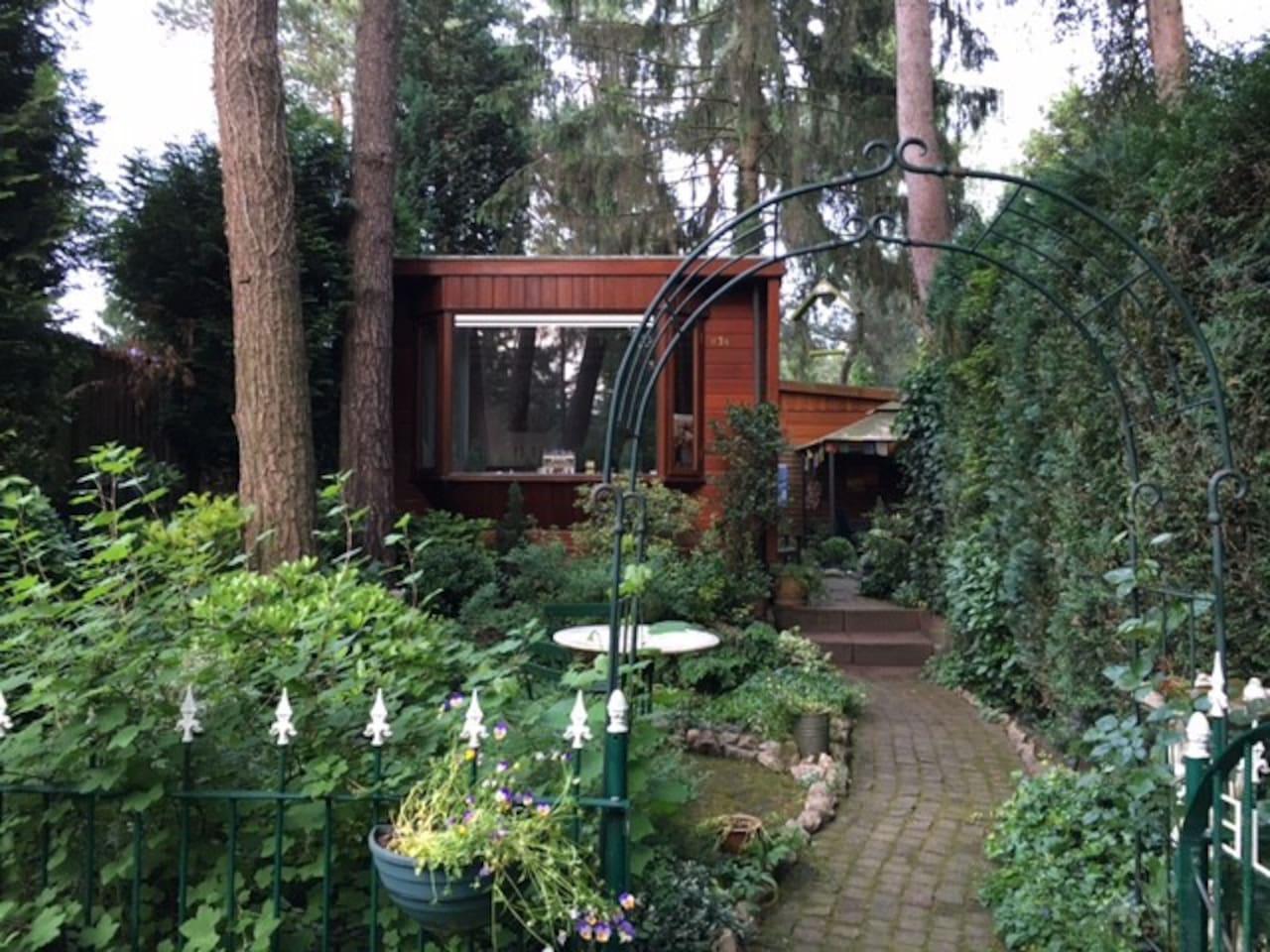 De Top 20 Chalets om te huren in Garderen - Airbnb: camping ...