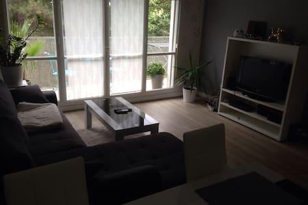 Appartement proche gare - 25' de Paris - Le Plessis-Bouchard - Lejlighed