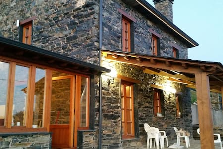 Casa rústica típica gallega - Casa