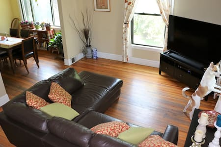 Cozy & Quiet 15 min Drive From Downtown - Oak Park - Maison