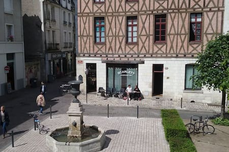 l Essentiel in the heart of the lively district! - Tours - Apartment