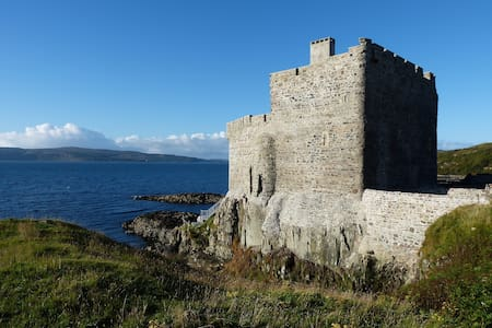 The MacIain Suite at Mingary Castle - Castillo