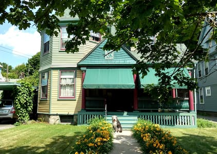 Queen Anne Bed & Breakfast Room # 1 - Casa