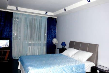 уютная квартира в центре посуточно - Daire