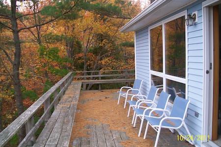 Blueberry Patch Cottage near Acadia National Pk - Mount Desert - Hus