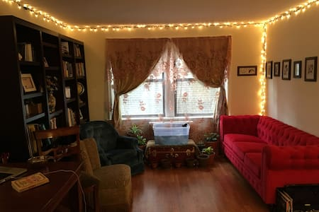 Cozy room, near Aragon and Green Mill - Daire
