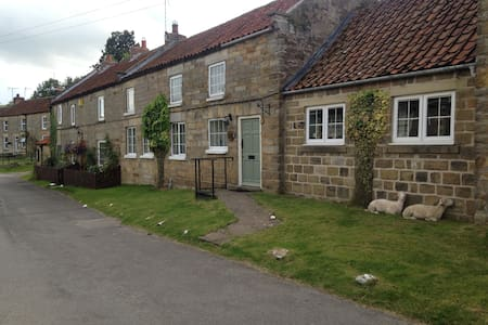 SUNNEYSIDE COTTAGE HUNTON LE HOLE NORTHYORKSHIRE - Appartement