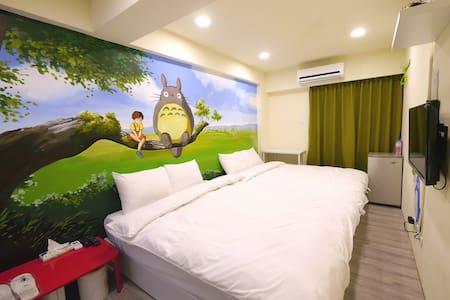 Taichung Fengjia--NEST  Room 6