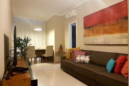 Localização,segurança e conforto em Belo Horizonte - Apartamento