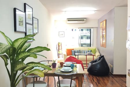 2 Fashion room 4p central city BRT, - Appartement