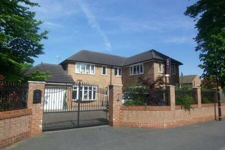 A modern detached house - Sale