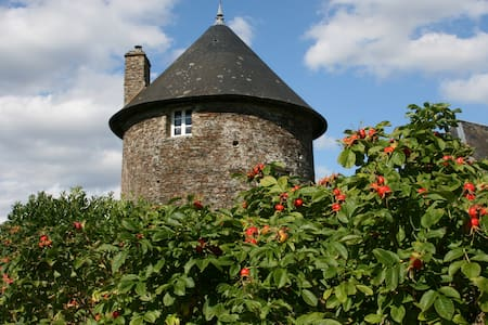 La Coulombe - Huis