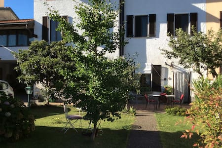 Casa con giardino vicino a Rho Fiera Milano - Santo Stefano Ticino