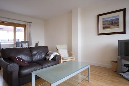 Lovely 3bd beside city centre. - Appartement