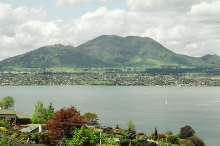 Acacia Vista - Taupo - Wohnung