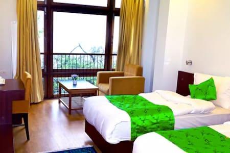 Hotel Leh Palace-Budget hotel in Leh - Leh - Butikhotel