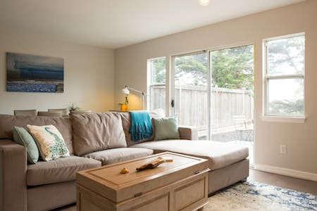 Beautiful, sunny private bed/bath - San Francisco - House
