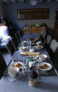 La Bonne Maison, Chambres d'hôtes - Brailly-Cornehotte,  Picardie, FR - Bed & Breakfast