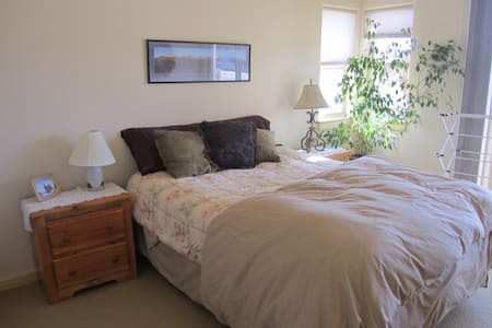 Spacious and private bedroom and living room - Ridgway - Hus