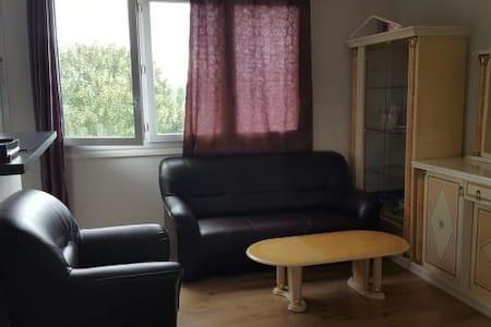 Grand appartement bien situé proche Paris - Fresnes - Apartmen