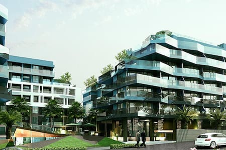 Acqua Jomtien Pattaya by VPG - Pattaya - Condominium