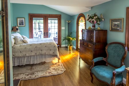 Tollgate Farms Cottage - Scottsville - Haus