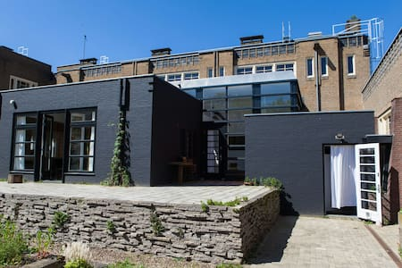 Designstudio in national monument - Loft