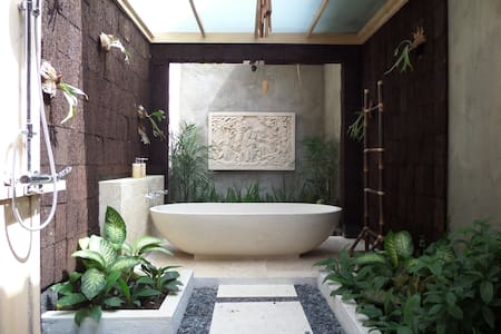 Serene Beauty of 1Bedroom poolvilla - Sukawati