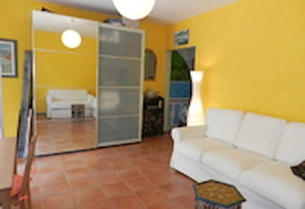 Beautifull Studio near Lugano Central Station - Apartment