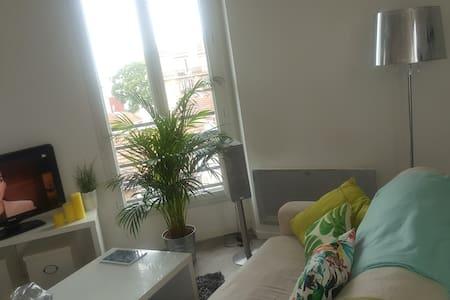Charmant duplex aux pieds de Paris - Appartement