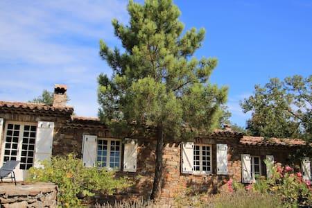 Villa les Messugues seaview and near St. Tropez - La Tour - Villa