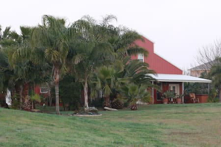 Secluded lodge on Carancahua Bay - Port Lavaca - Casa