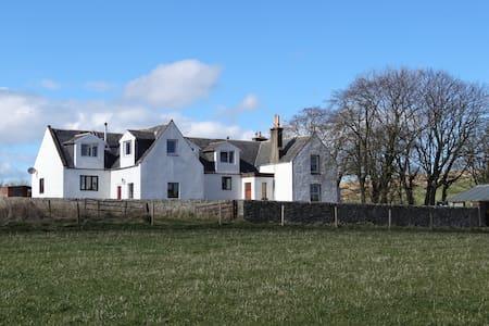 Clenterty Schoolhouse - House