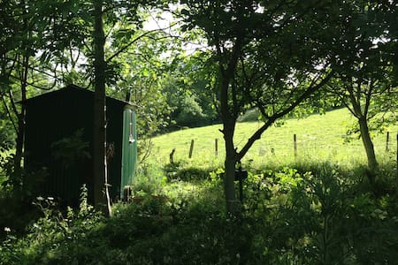 Rustic Shepherds Hut in the Cotswolds - Choza