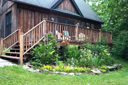 Tree Top Cottage -private getaway - Long Eddy - Maison