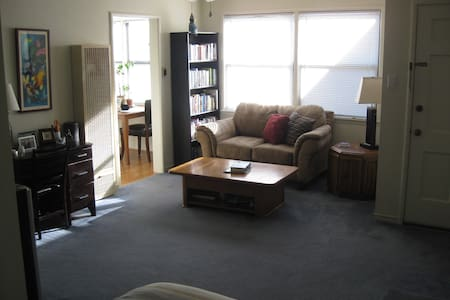 Clean & Cozy Studio, near Downtown - Mountain View - Lejlighed