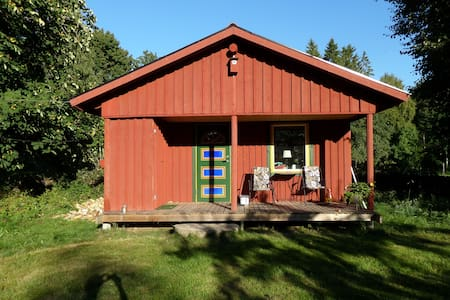 Cosy Cottage on a farm - Sommerhus/hytte