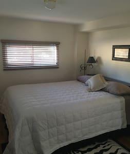 River Cottage & Suite on North Platte & Hot Spring - House