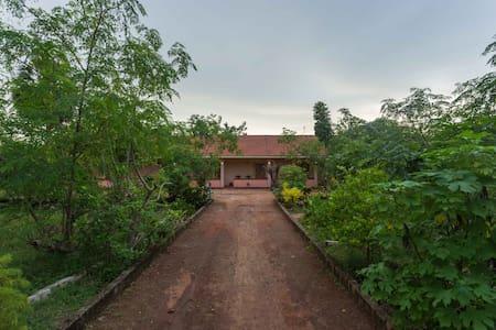Lawrence's Villa (2) - Mannar - Casa