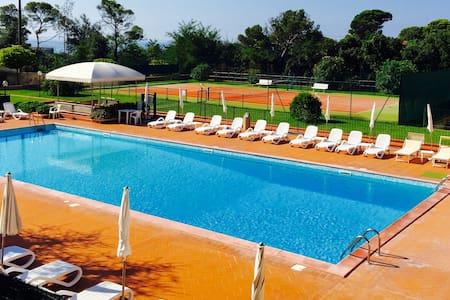 Beautyful villa, sea&pool Toscana - Villa
