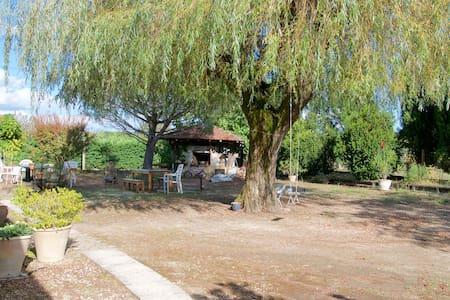 Chambre au calme à 6 km de Périgueux - Coulounieix-Chamiers - Rumah Tamu