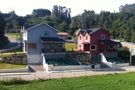 Casa ideal con jardín - Chalet