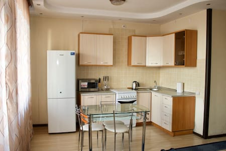 Great apartment in the city centre - Irkutsk - Byt