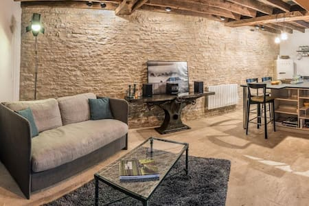 Cosy in Savigny, newly renovated - Savigny-lès-Beaune - House