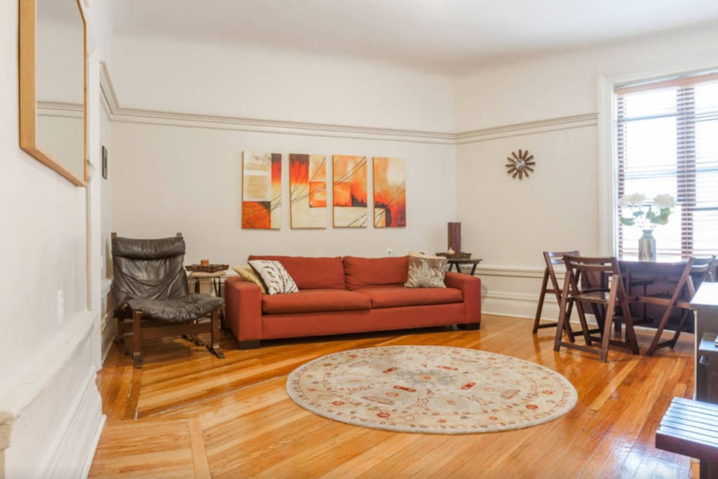 Couples & Families, We have 2 Rooms in Harlem, NYC