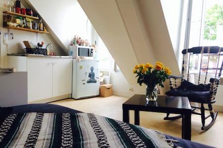 Studio lumineux bien situé - Paris - Apartment