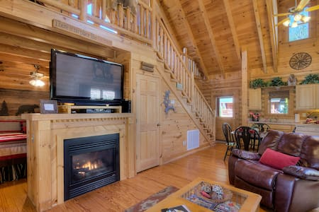 New Listing!! Super Cute and close to the ISLAND!! - Sevierville - Cabanya